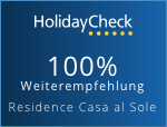 Casa al Sole HolidayCheck