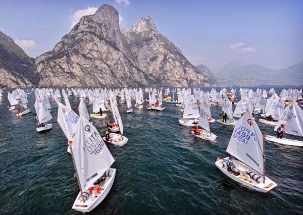 38th Lake Garda Meeting Optimist POSTPONED 11.06 - 14.06.2020