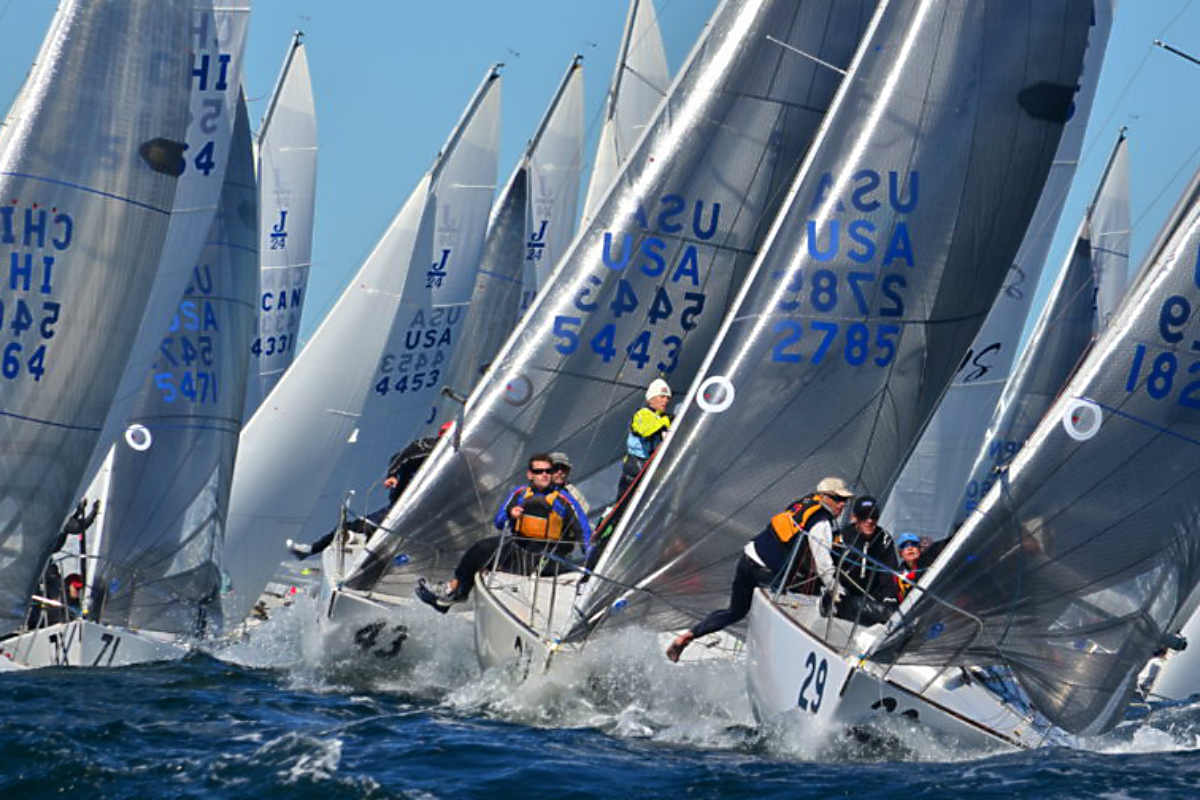World championship regatta  J24 24.08 -31.08.2018