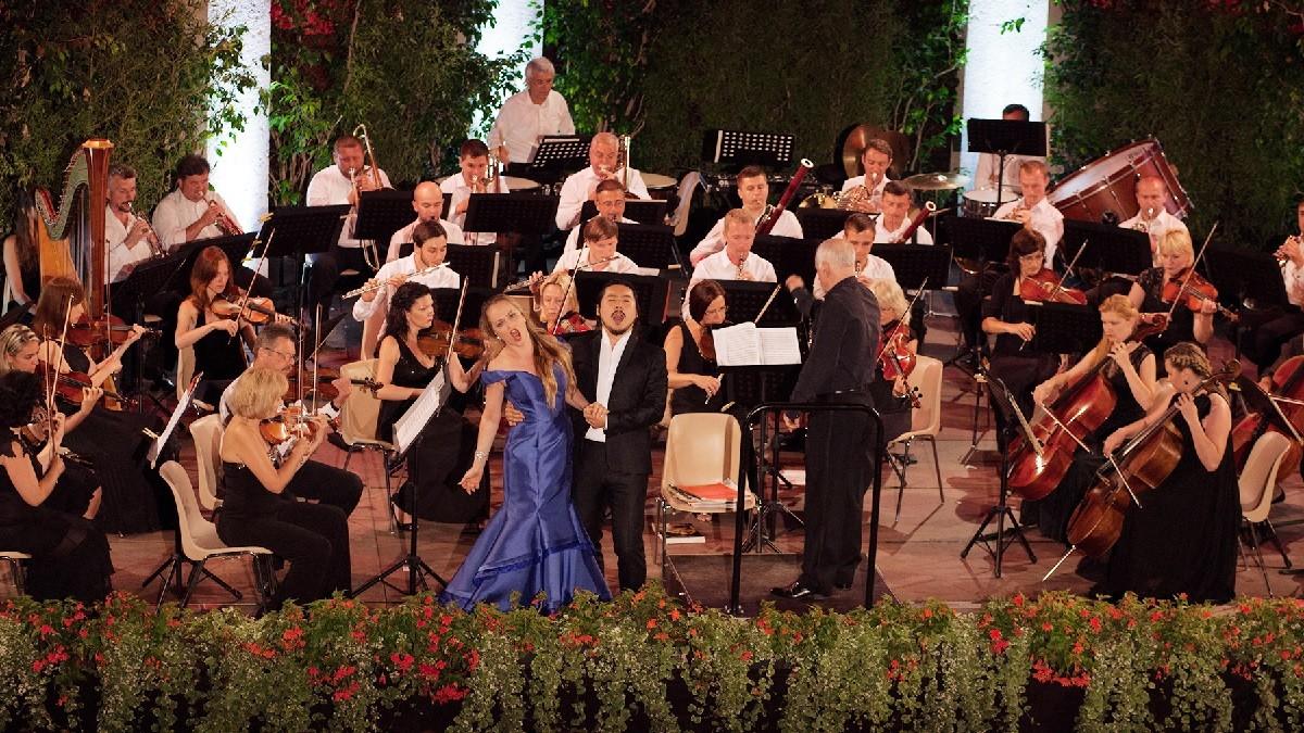 Concerto Operistico Konzert mit den Siegern des Internationalen Wettbewerbs