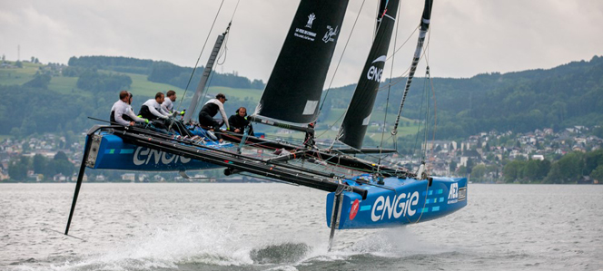 GC 32 World Cup SEGEL REGATTA
