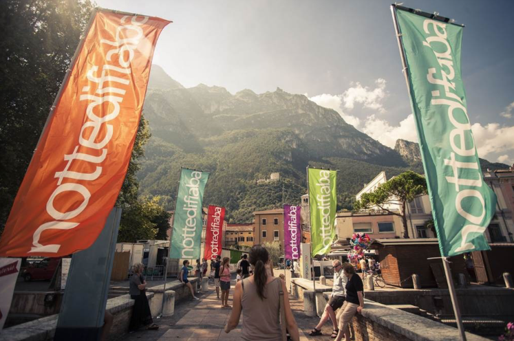 Fairy tale night 2019 at Riva del Garda